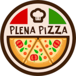 Logotipo Plena Pizza