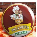 Logotipo Pizzaria Villa Nostra