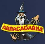 Logotipo Pizzaria Abracadabra