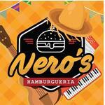 Logotipo Nero's Hamburgueria
