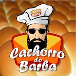 Logotipo Cachorro do Barba