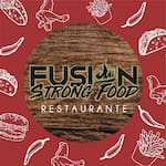 Logotipo Fusión Strong Food