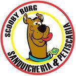 Logotipo Scooby Burg