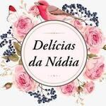 Logotipo Delicias da Nádia