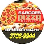 Logotipo Sabores Pizza