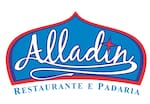 Logotipo Alladin Restaurante e Padaria