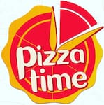 Logotipo Pizza Time - Nova Parnamirim
