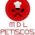 Logotipo Mdl Petiscos