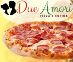 Logotipo Due Amori Pizza e Esfiha