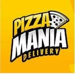 Logotipo Pizza Mania Delivery
