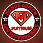 Mathias Donde Comen los Súper Heroes