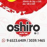 Logotipo Oshiro Sushi Bar