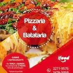 Logotipo Pizzaria e Batataria Dom Duarte