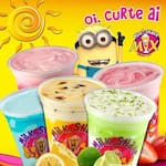 Milk Shake Mix Sorvetes e Acai