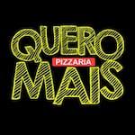 Logotipo Pizzaria Quero Mais