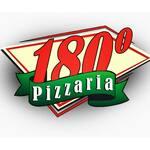 Logotipo Pizzaria 180 Graus