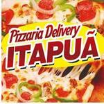 Logotipo Pizzaria Delivery Itapoã