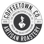 Logotipo Coffeetown - The American Coffee Cake