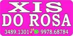Logotipo Xis do Rosa