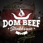 Logotipo Dom Beef Steakhouse