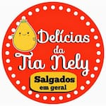 Logotipo Delícias da Tia Nely