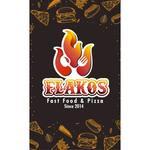 Logotipo Flakos Arepas