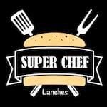 Logotipo Super Chef Lanches