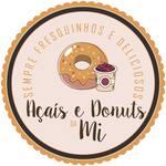 Logotipo Donuts da Mi