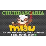 Logotipo Churrasquinho do Miau