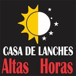 Logotipo Casa de Lanches Altas Horas