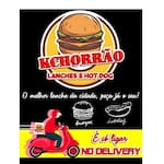 Logotipo O Kchorrão Lanches e Hot Dog