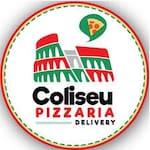 Logotipo Coliseu Pizzaria Delivery