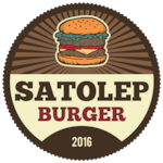 Logotipo Satolep Burger