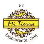 Logotipo Mi Tierra Restaurante- Cafe 24 de abril