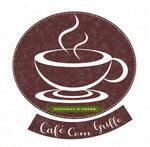 Logotipo Café Com Griffe