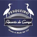 Logotipo Pesqueiro Recanto da Garça Barão Geraldo