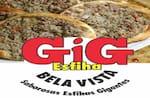 Logotipo Gig Esfihas Bela Vista