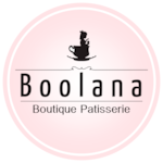 Logotipo Boolana Boutique Patisserie