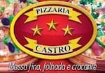 Logotipo Pizzaria Castro