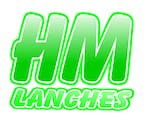 Logotipo Hm Lanches