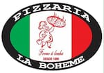 Logotipo Pizzaria la Boheme