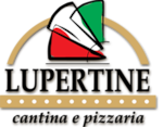 Logotipo Pizzaria Lupertine - Boqueirão