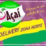 Logotipo Emporio Acai Zona Norte