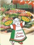 Logotipo Nona Emilia Pizzaria
