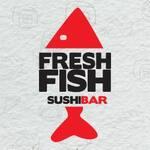 Logotipo Fresh Fish Sushibar