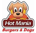 Logotipo Hot Mania - Burguers & Dogs