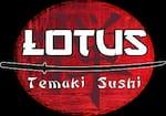 Logotipo Lotus Temaki Sushi