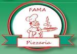 Logotipo Pizzaria Fama