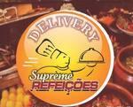 Logotipo Supreme Refeições