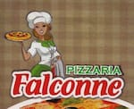 Logotipo Pizzaria Falconne